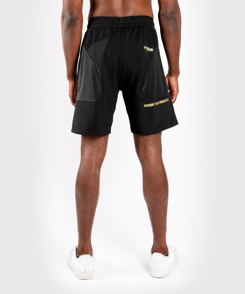 Venum G-Fit Training Shorts – Black/Gold picture 2