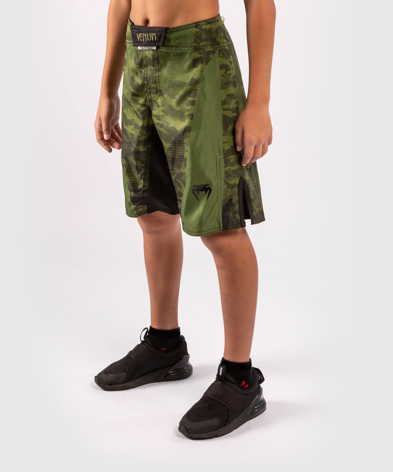 Venum Trooper Kids Fightshorts - Forest camo/Black picture 3