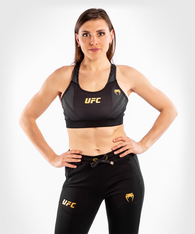 UFC Venum Authentic Fight Night Women's Sport Bra – Champion Picture 1