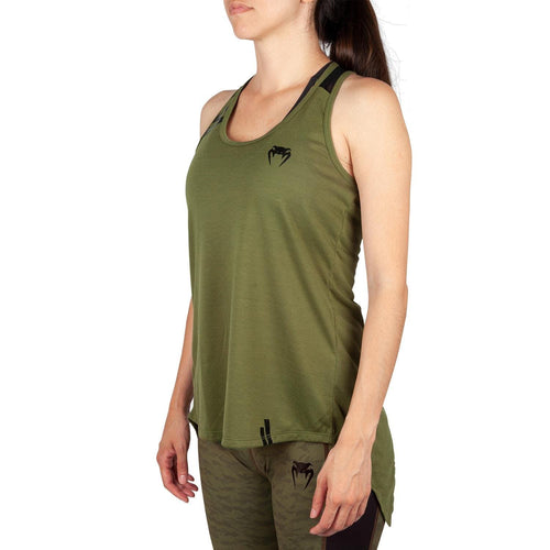 Venum Power 2.0 Tank Top - For Women – Khaki/Black picture 2
