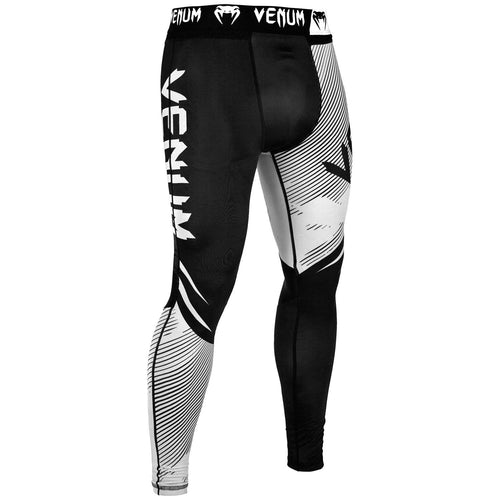 Venum NoGi 2.0 Spats – Black/White picture 2