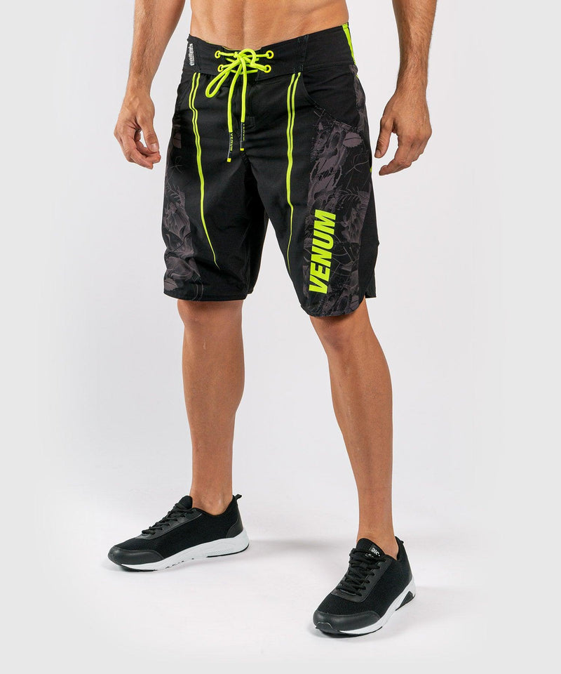 Venum Aero 2.0 Boardshorts - Black/Neo Yellow picture 4