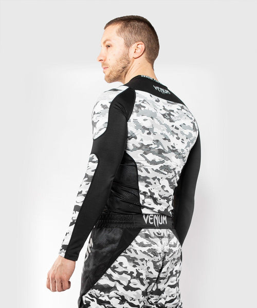 Venum Defender Rashguard - Long Sleeves - Urban Camo picture 2