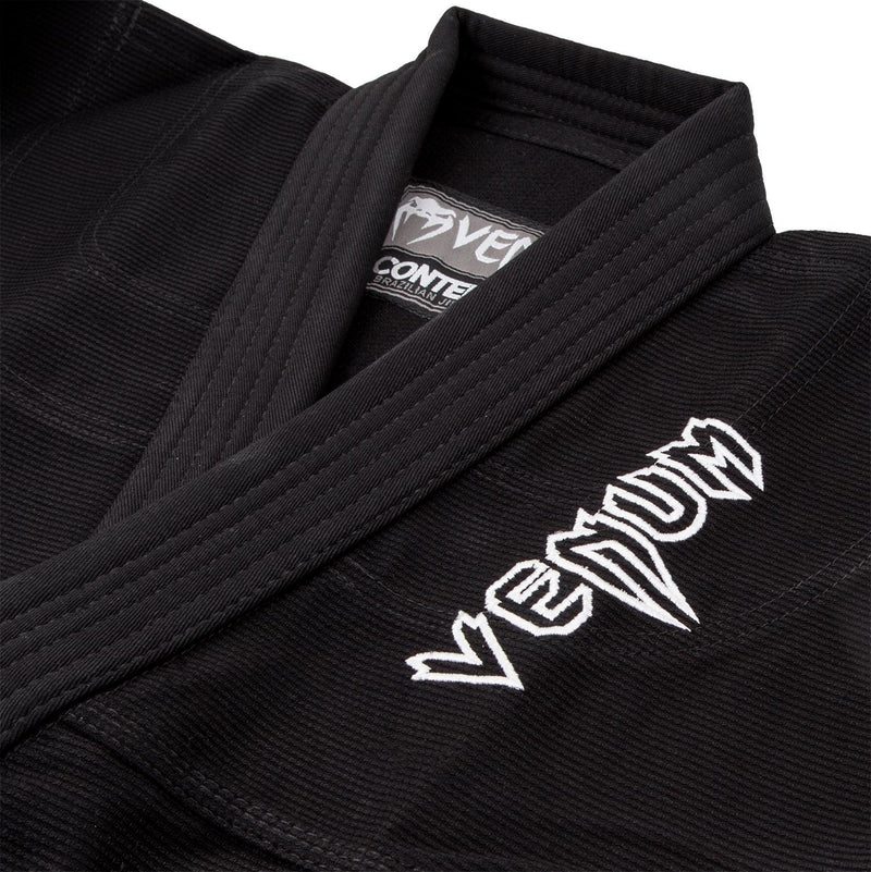 Venum Contender Kids BJJ Gi (Free white belt included) – Black picture 4