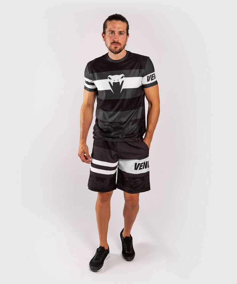 Venum Bandit Training Short - Black/Grey picture 9