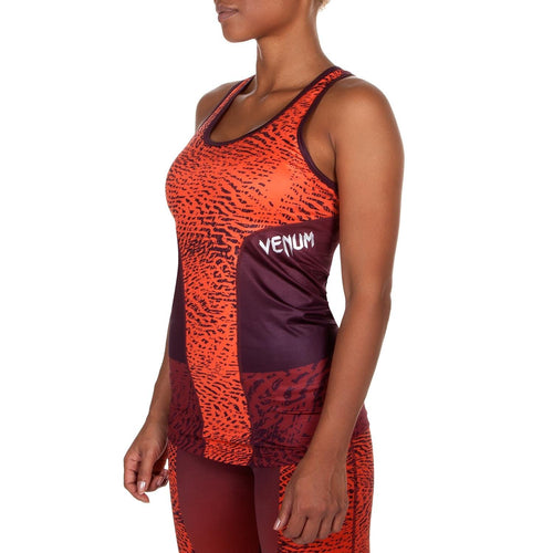 Venum Dune Tank Top – Orange picture 2