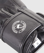 Venum Bangkok Spirit Boxing Gloves - Nappa leather - Black picture 4
