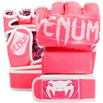 Venum Undisputed 2.0 MMA Gloves - Pink/White picture 1
