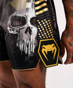 Venum Skull Fightshorts - Black picture 5