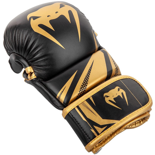Sparring Gloves Venum Challenger 3.0 – Black/Gold picture 2