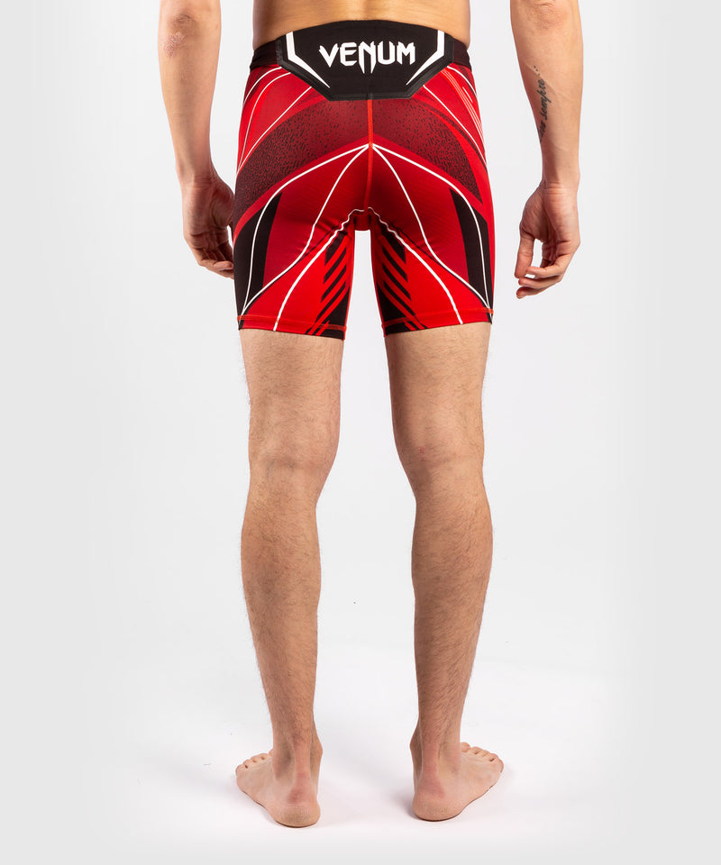 UFC Venum Authentic Fight Night Men's Vale Tudo Shorts - Short Fit – Red Picture 2