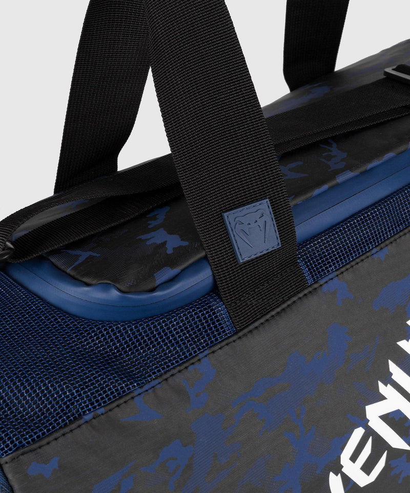 Venum Trainer Lite Evo Sports Bags - Blue/White picture 6
