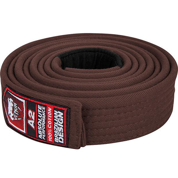 Venum BJJ Belt - Brown picture 1