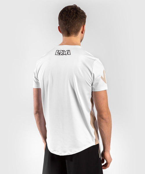 Venum Origins Dry Tech T-shirt - White/Black picture 2