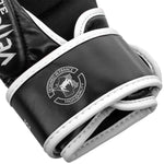 Sparring Gloves Venum Challenger 3.0 – Black/White picture 5