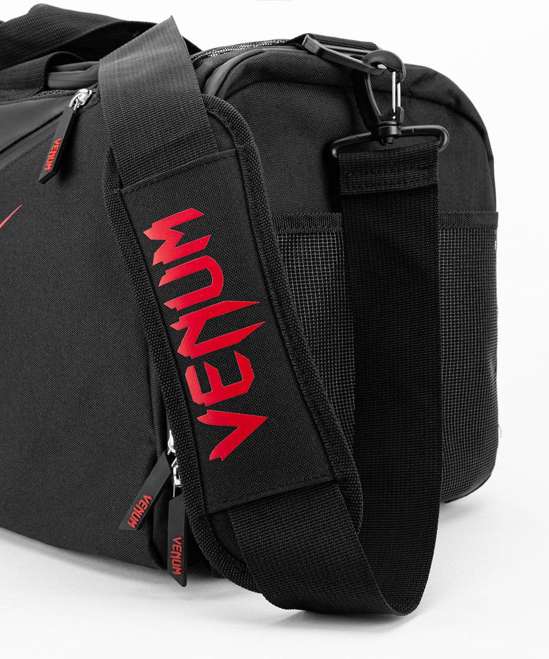 Venum Trainer Lite Evo Sports Bags - Black/Red picture 8