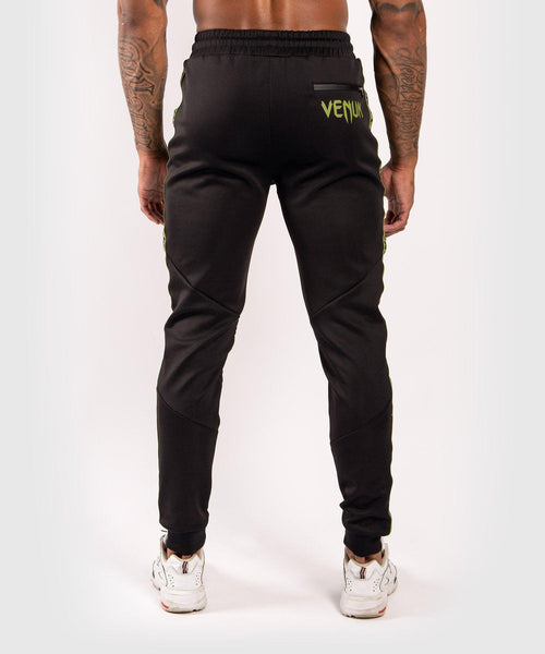 Venum Boxing Lab Joggers - Black/Green picture 2