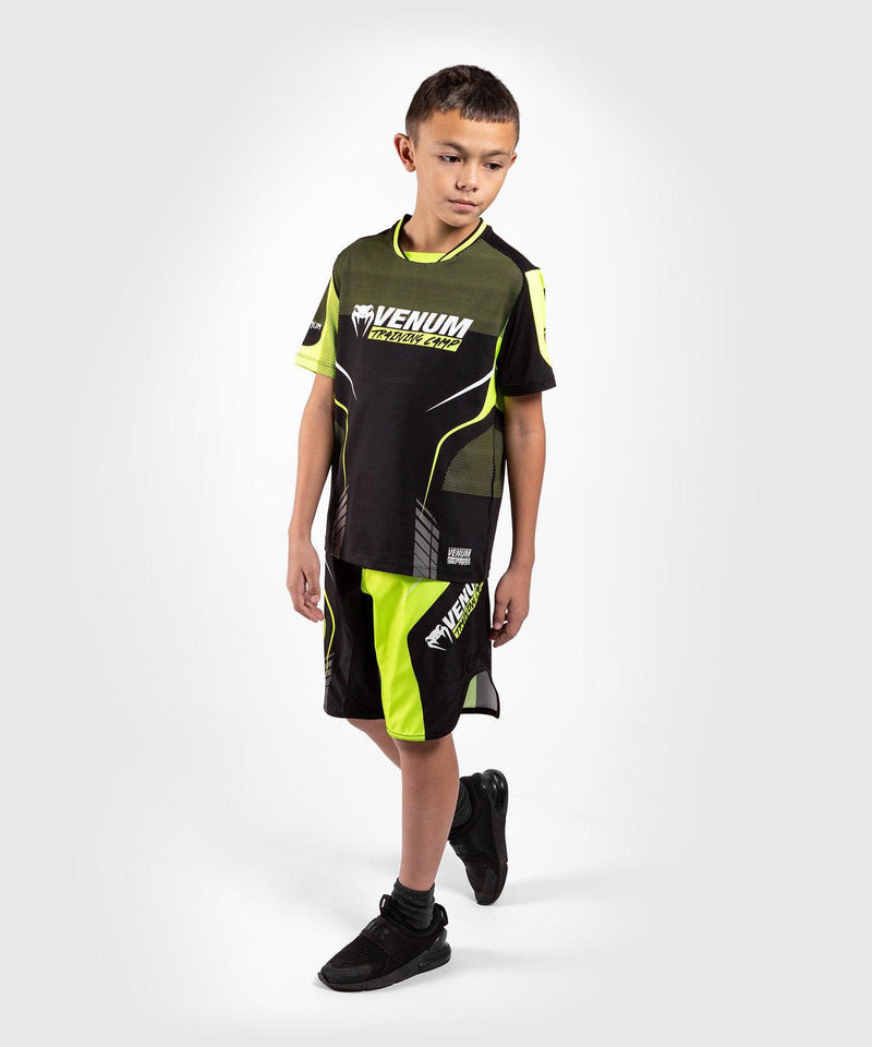 Venum Training Camp 3.0 Kids Dry Tech T-shirt - picture 8