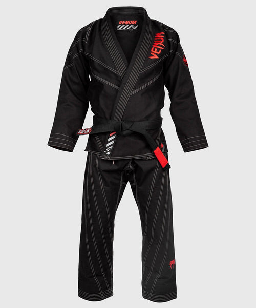Venum Power 2.0 Light BJJ Gi – Black picture 1