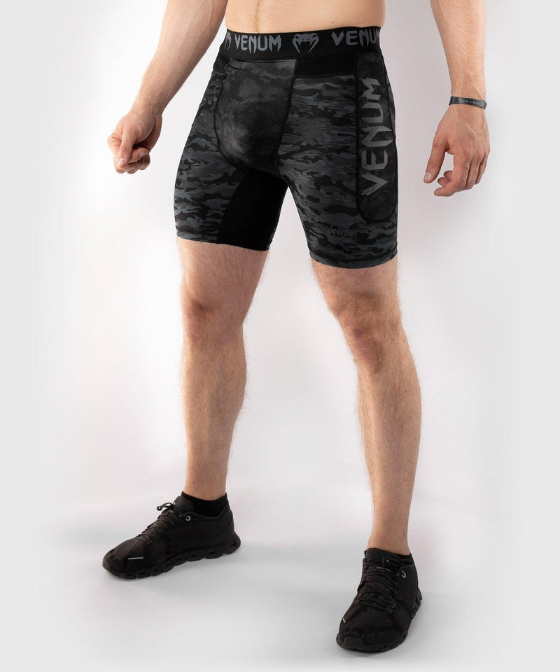 Venum Defender Compression Short - Dark camo picture 3