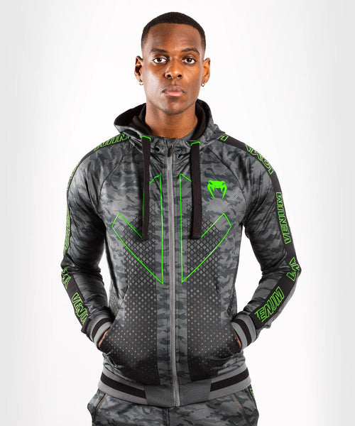 Venum Arrow Loma Signature Collection Hoodie - Dark Camo picture 1