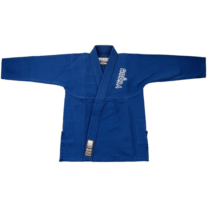 Venum Contender Kids BJJ Gi (Free white belt included) – Blue picture 7