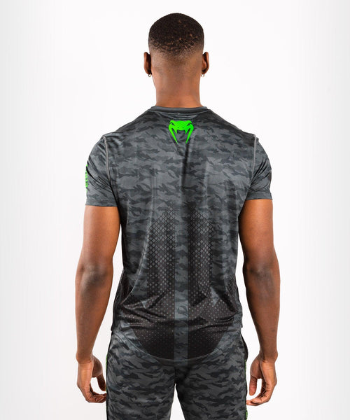 Venum Arrow Loma Signature Collection Dry tech t-shirt - Dark Camo picture 2