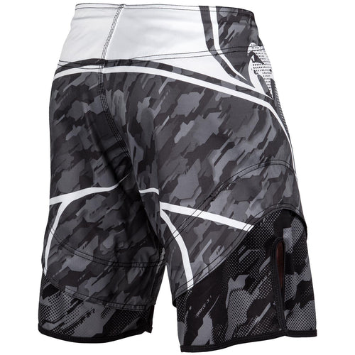 Venum Tecmo Fightshorts - Dark Grey picture 4