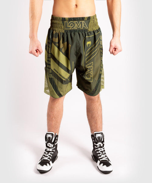 Venum Loma Commando Boxing Shorts - Khaki picture 1