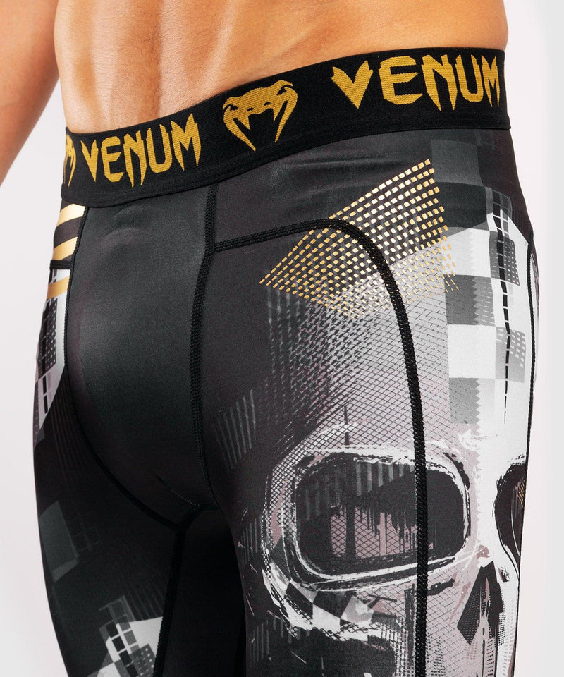 Venum Skull Tights - Black picture 6
