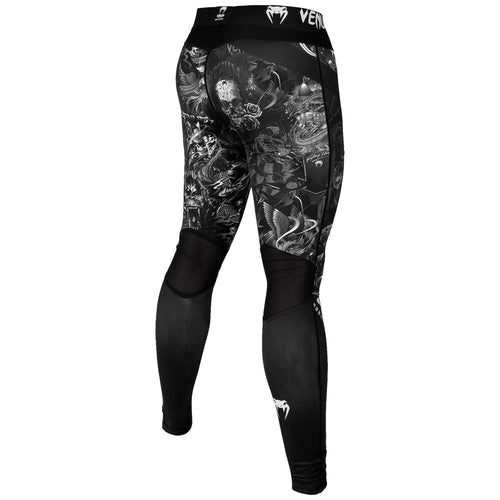 Venum Art Spats – Black/White picture 4