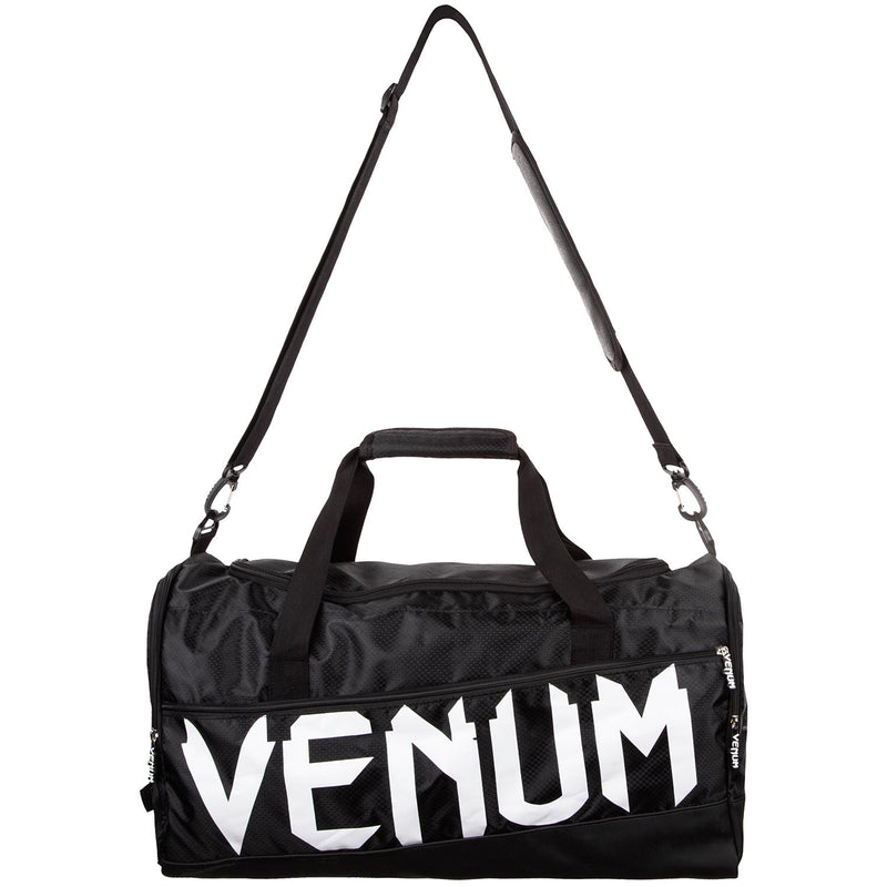 Venum Sparring Sport Bag – Black/White picture 3