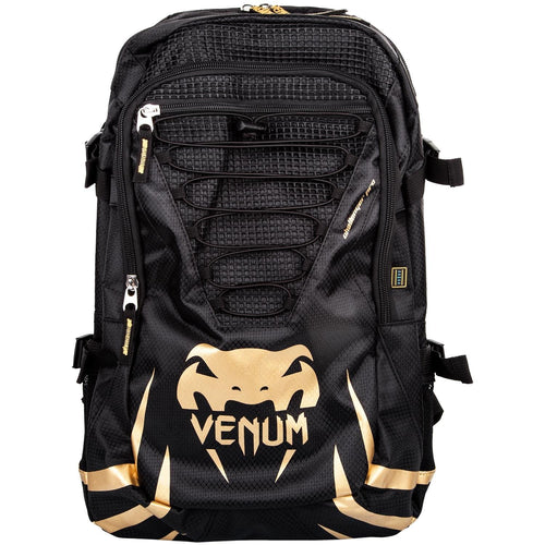 Venum Challenger Pro Backpack – Black/Gold picture 1