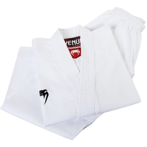 Venum Contender Kids Karate Gi - White picture 2