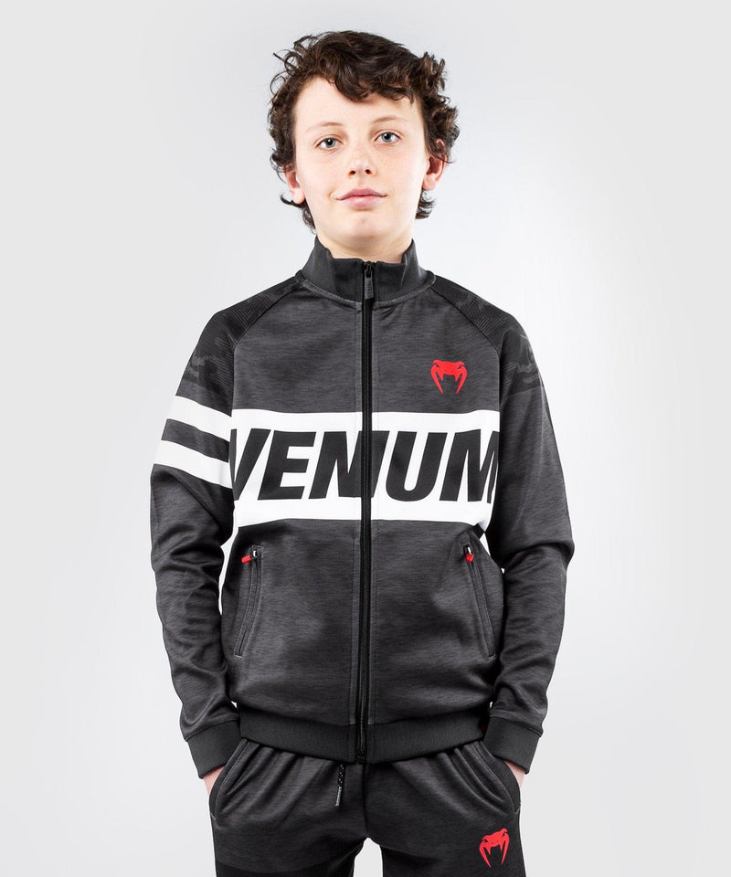 Venum Bandit jacket - for kids - Black/Grey picture 5
