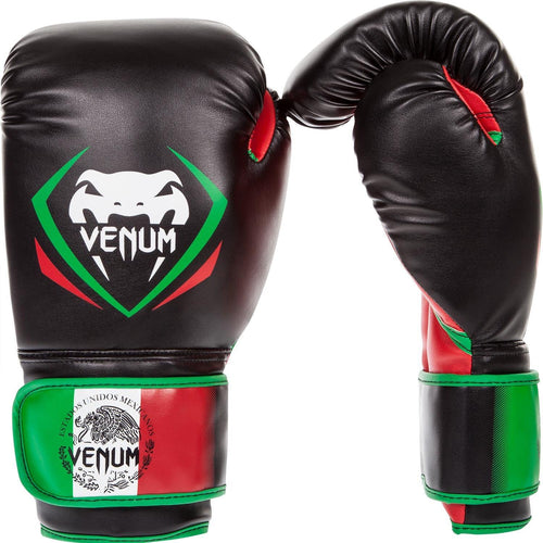 Venum Contender Boxing Gloves - Mexico - Black picture 2