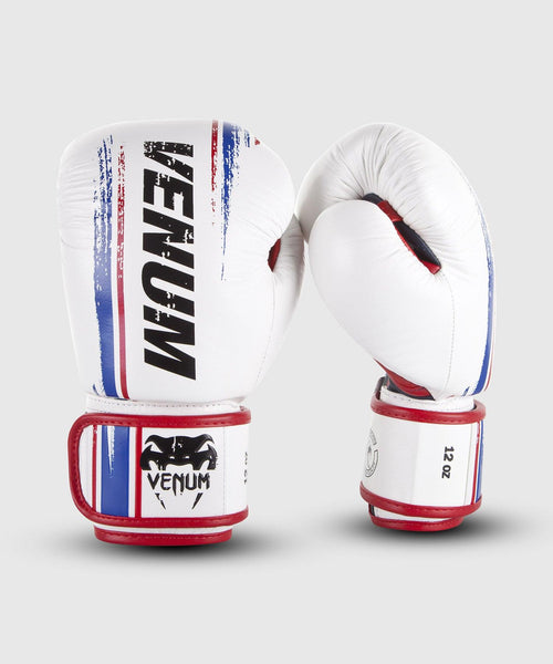 Venum Bangkok Spirit Boxing Gloves - Nappa leather - White picture 1