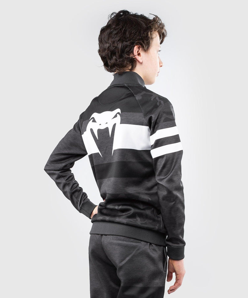 Venum Bandit jacket - for kids - Black/Grey picture 3