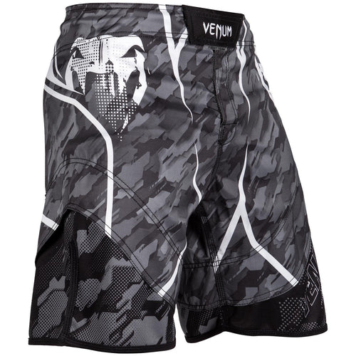 Venum Tecmo Fightshorts - Dark Grey picture 1