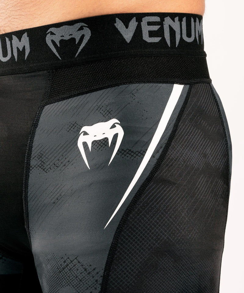 Venum Sky247 Compression Short – Black/Grey picture 3