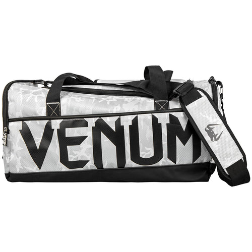 Venum Sparring Sport Bag – White/Camo picture 2