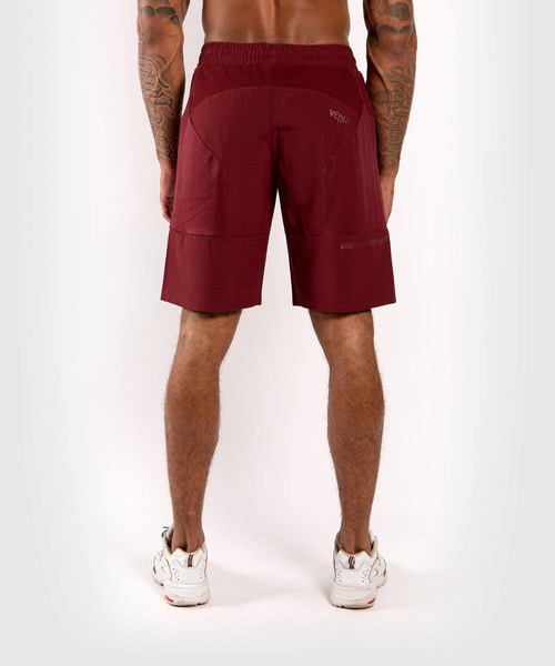 Venum G-Fit Training Shorts - Burgundy picture 2