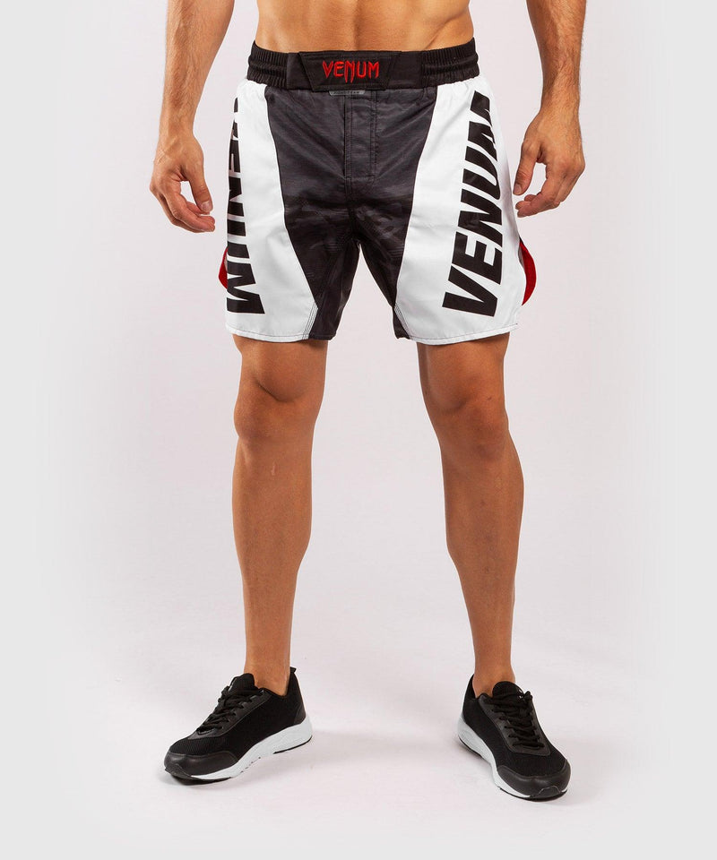 Venum Bandit Fightshort - Black/Grey picture 1