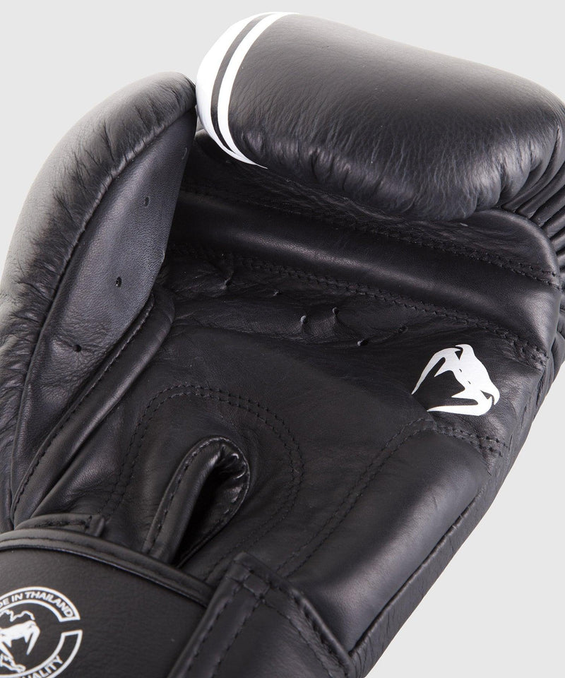 Venum Bangkok Spirit Boxing Gloves - Nappa leather - Black picture 3