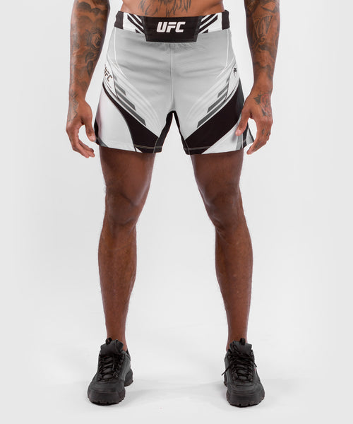 UFC Venum Authentic Fight Night Men's Shorts - Short Fit – White Picture 1