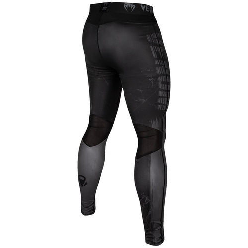 Venum AMRAP Spats – Black/Grey picture 4