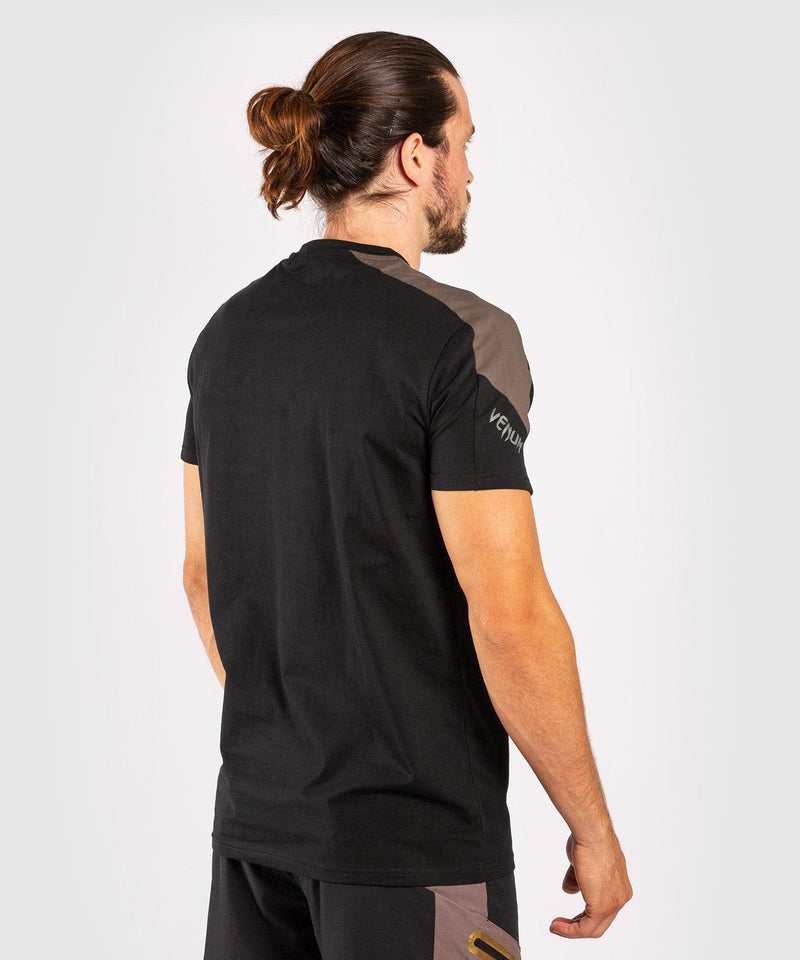 Venum Cargo T-shirt - Black/Grey picture 5