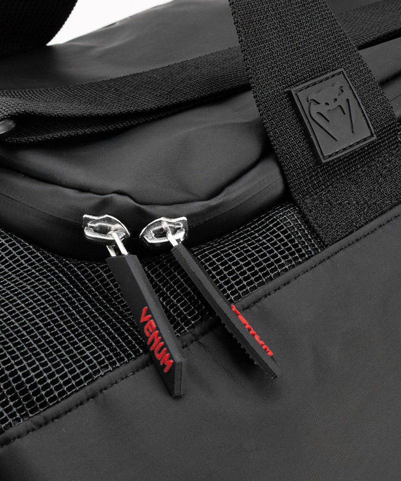 Venum Trainer Lite Evo Sports Bags - Black/Red picture 7