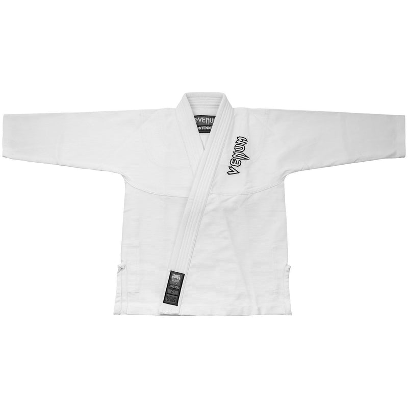 Venum Contender Kids BJJ Gi (Free white belt included) - White picture 7