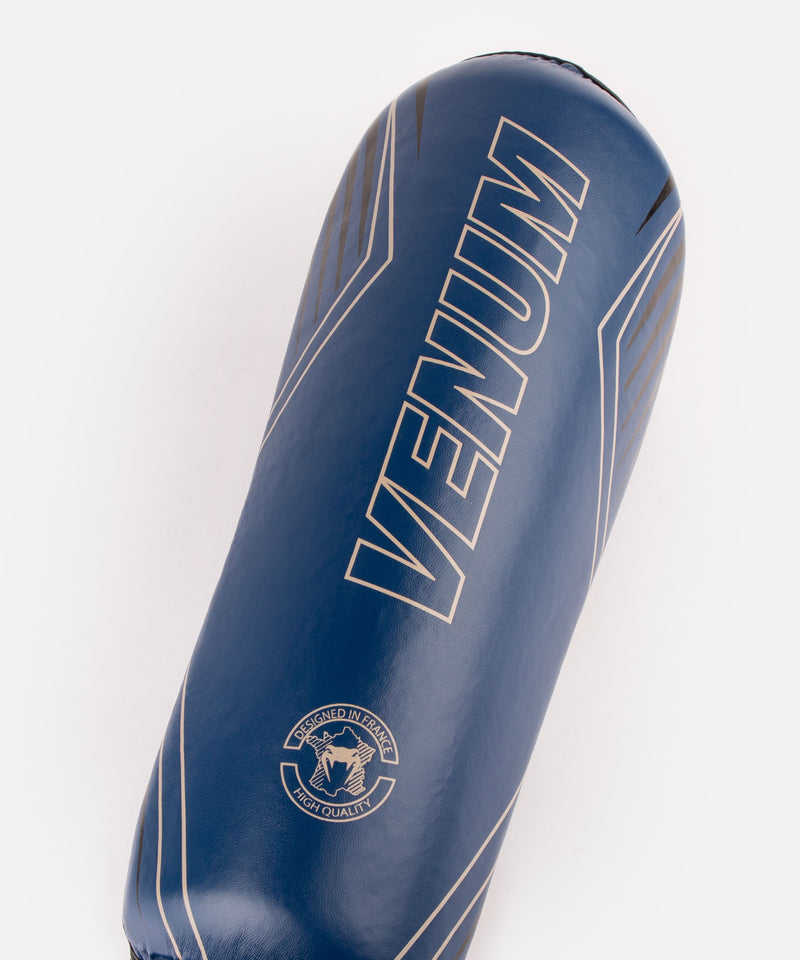 Venum Contender 2.0 Shin Guards - Navy/Sand picture 4